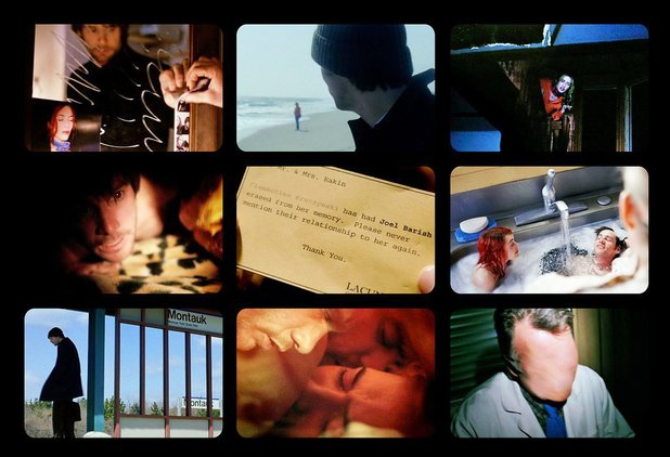 9 Film Frames: Eternal Sunshine of the Spotless Mind
