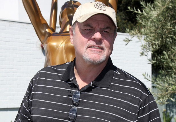 Michael Ironside attends the Academy of Television Arts & Sciences (ATAS) Foundation's annual Celebrity Golf Classic in California, september 2010.