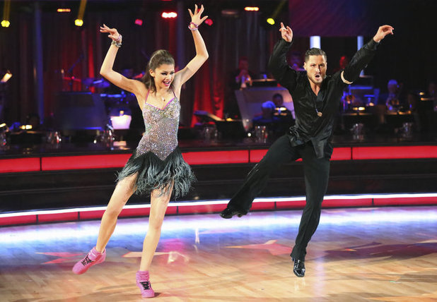 Dancing with the Stars - 2013 finale: Zendaya & Val Chmerkovskiy