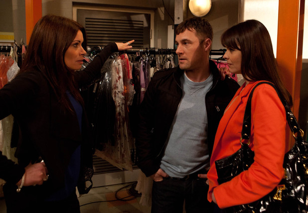 'Coronation Street' Alison King: 'Rob scam is ultimate betrayal' - Coronation Street News - Soaps - Digital Spy