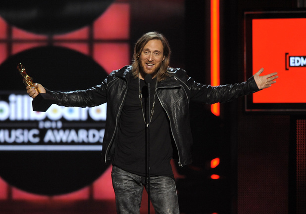 Billboard Music Awards 2013: David Guetta