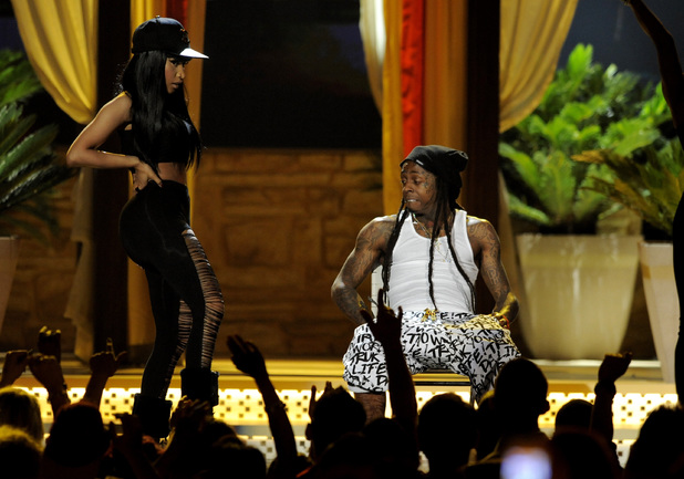 Billboard Music Awards 2013: Nicki Minaj and Lil Wayne