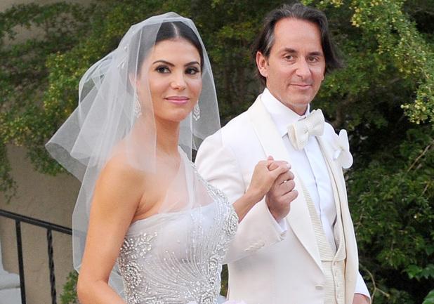 Adriana De Moura and Frederic Marq