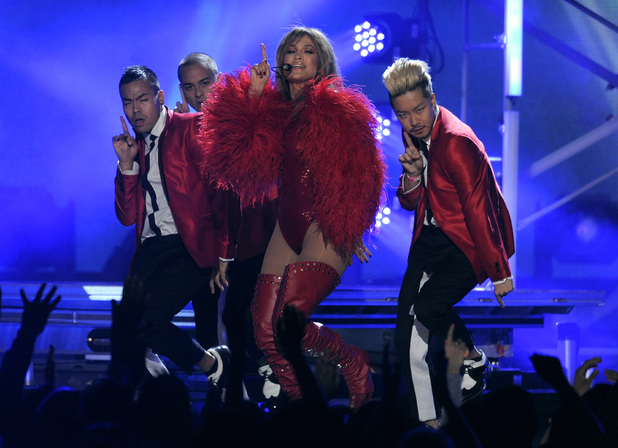 Billboard Music Awards 2013: Jennifer Lopez