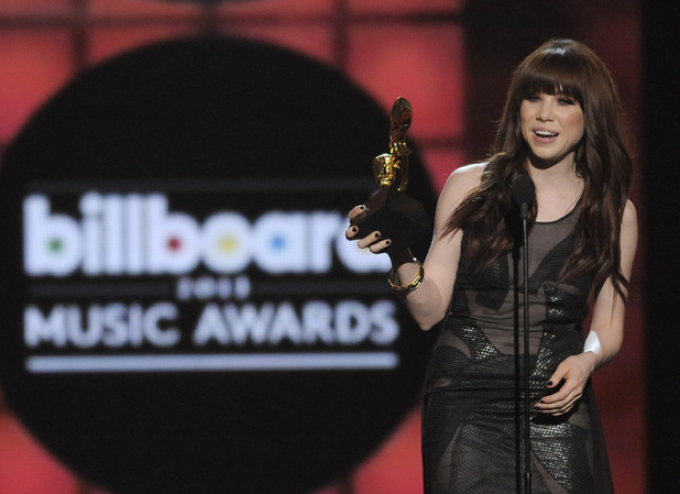 Billboard Music Awards 2013: Carly Rae Jepsen