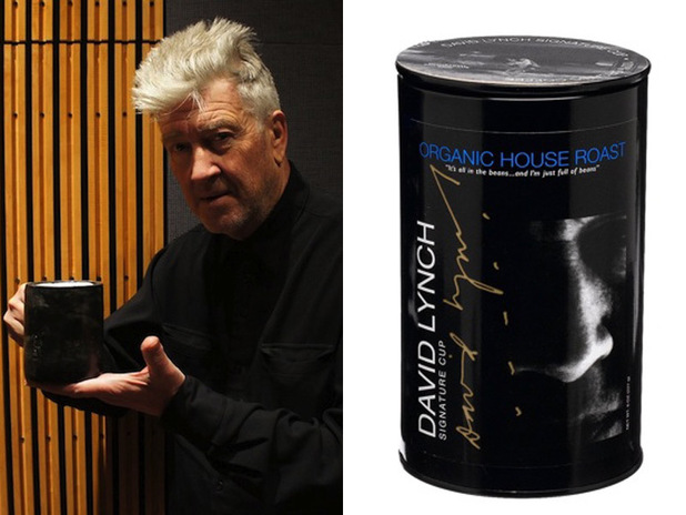 David Lynch signature coffee