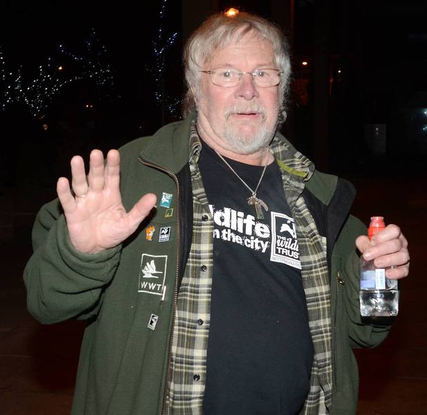 Bill Oddie