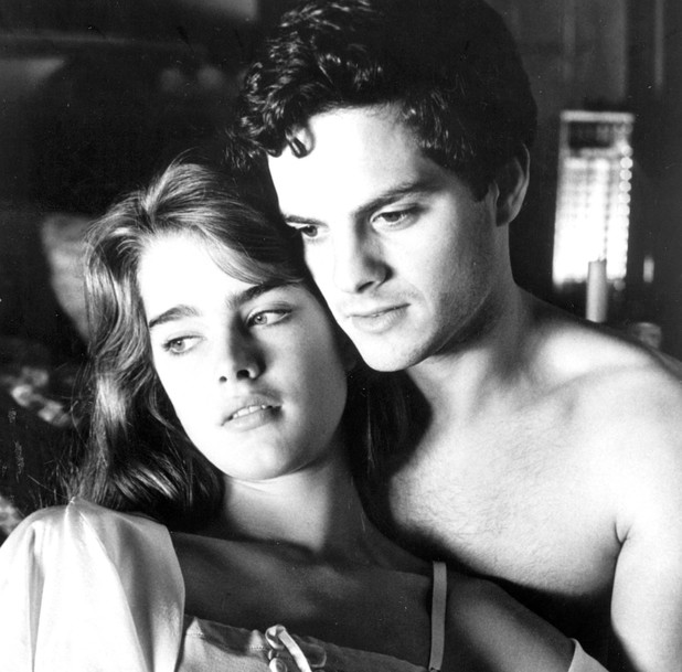 Brooke Shields and Martin Hewitt in 'Endless Love'