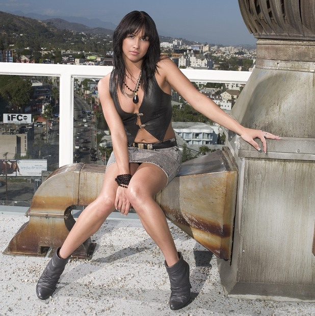 Lauren Gottlieb photographed in 2007 during her time on 'So You Think You Can Dance'