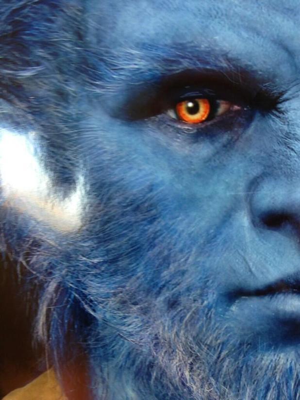 Nicholas Hoult as Beast