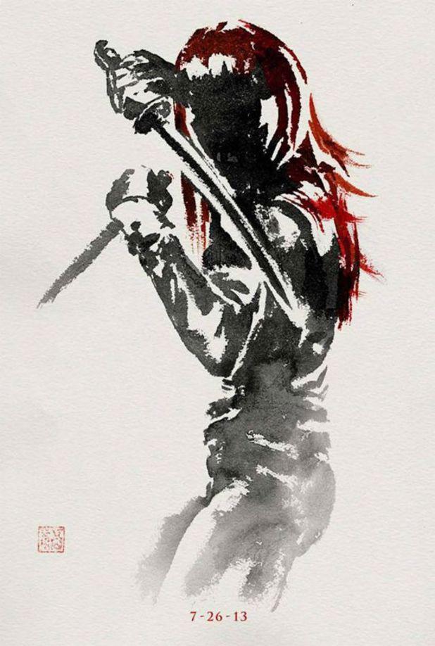 'The Wolverine' Yukio character poster