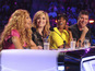 X Factor USA Demi: 'I miss Britney, LA'