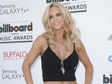 Jenny McCarthy, 2013 Billboard Awards in Las Vegas, crop top