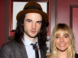 Tom Sturridge, Sienna Miller, 2013 Outer Critics Circle Awards New York