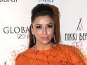 Eva Longoria attends the Global Gift Party at Nikki Beach nightclub during the 66th Cannes Film Festival,