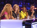 &#39;X Factor&#39; USA season 3 judges: Paulina Rubio, Demi Lovato, Kelly Rowland, Simon Cowell