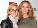 Chely Wright and Lauren Blitzer-Wright at the 8th Annual GLSEN Respect Awards