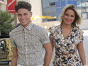 Reality star joins ex-boyfriend Joey Essex as a rumored contestant.