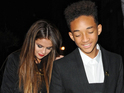 Selena Gomez and Jaden Smith spend some quality time together in the capital.
