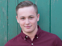 Alfie Browne-Sykes as Jason Roscoe in Hollyoaks