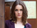 Anna Passey admits that Sienna wants to be part of the Osborne family.