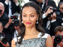 "Zoe Saldana says she thinks directing is ""more satisfying"" than acting."