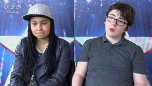Gabz Gardiner and Jack Carroll on making the BGT final