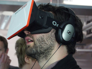 Oculus Rift demo by Inition