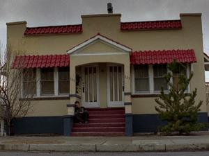 Jesse and Jane's duplex, 'Breaking Bad'