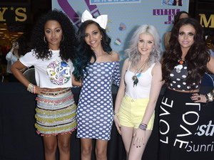 Little Mix, Leigh-Anne Pinnock,Jade Thirlwall,Perrie Edwards,Jesy Nelson, Long Island