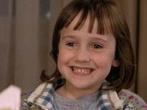 Mara Wilson in 'Mrs Doubtfire'