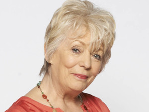 Alison Steadman as Pauline in 'Love and Marriage'