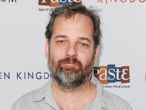 Dan Harmon photographed in October 2012