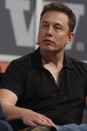 Elon Musk gives the opening keynote at the SXSW Interactive Festival 2013
