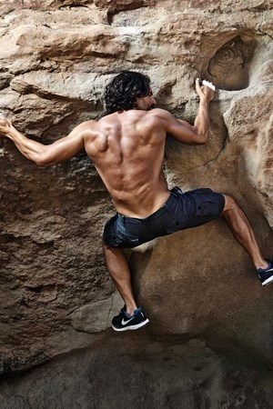 Joe Manganiello in Men's Health magazine