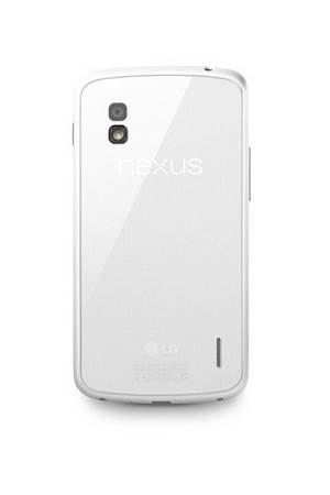 Nexus 4 in white