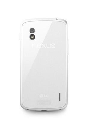 Nexus 4 in white