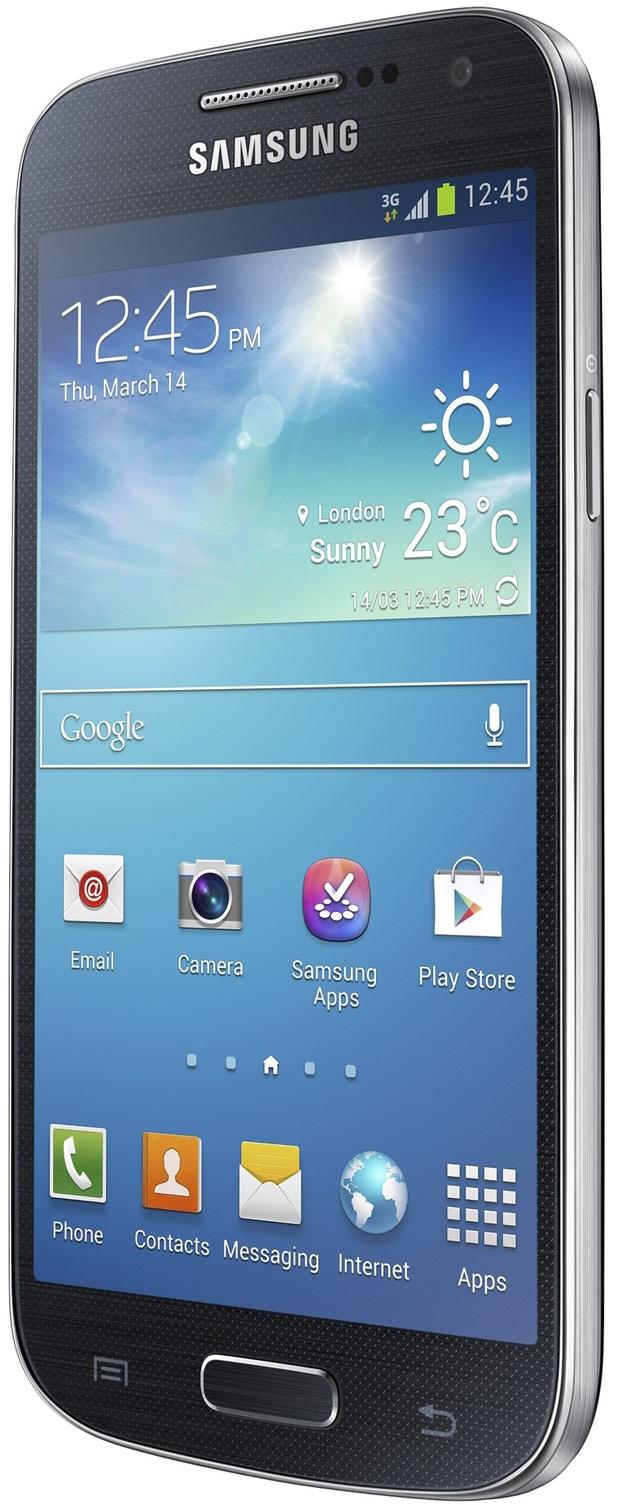 The Samsung Galaxy S4 mini