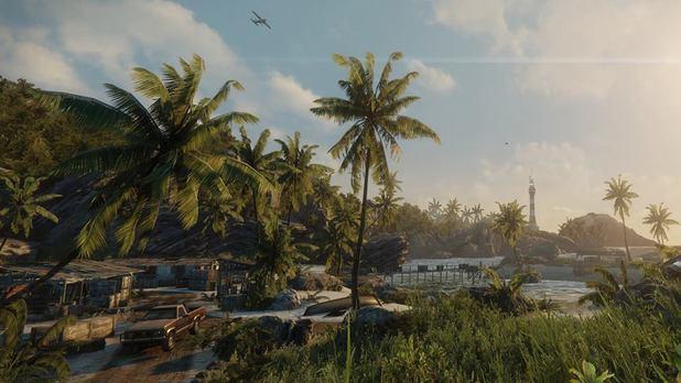 'Crysis 3' rumoured DLC screenshot