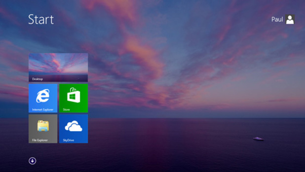 Leaked images of Windows 8.1