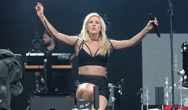Radio One's Big Weekend 2013 - Day 2: Ellie Goulding