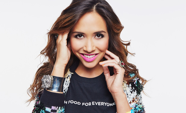 Myleene Klass for The Big IF Campaign