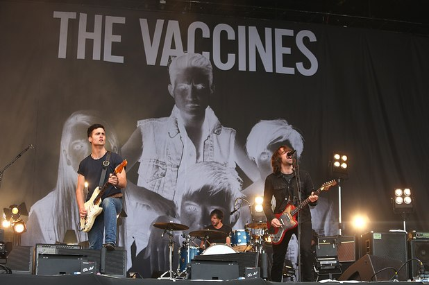 Radio One's Big Weekend 2013 - Day 2: The Vaccines