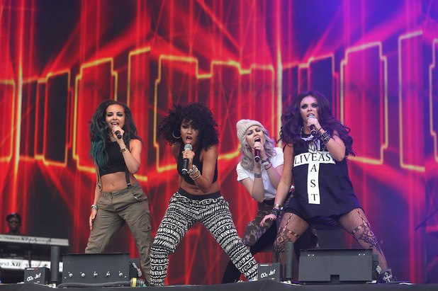 Radio One's Big Weekend 2013 - Day 3: Little Mix