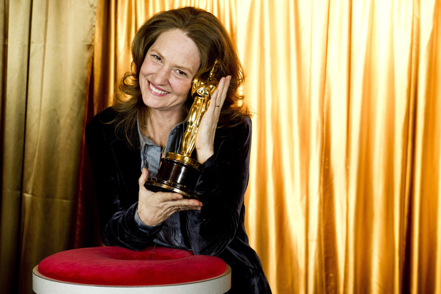 Melissa Leo at the 'Meet the Oscars' exhibit