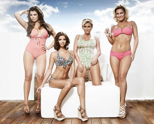 Towie girls promo shot