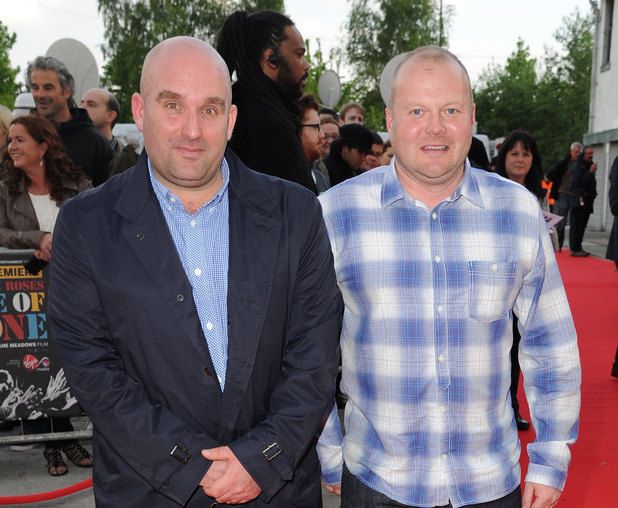 'The Stone Roses: Made of Stone' world premiere: Shane Meadows and producer Mark Herbert