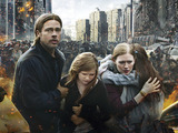 Final UK poster for Brad Pitt's 'World War Z'