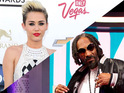 Miley Cyrus, Snoop Lion