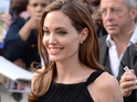 "The actress praises her partner Brad Pitt for being a ""wonderful man""."